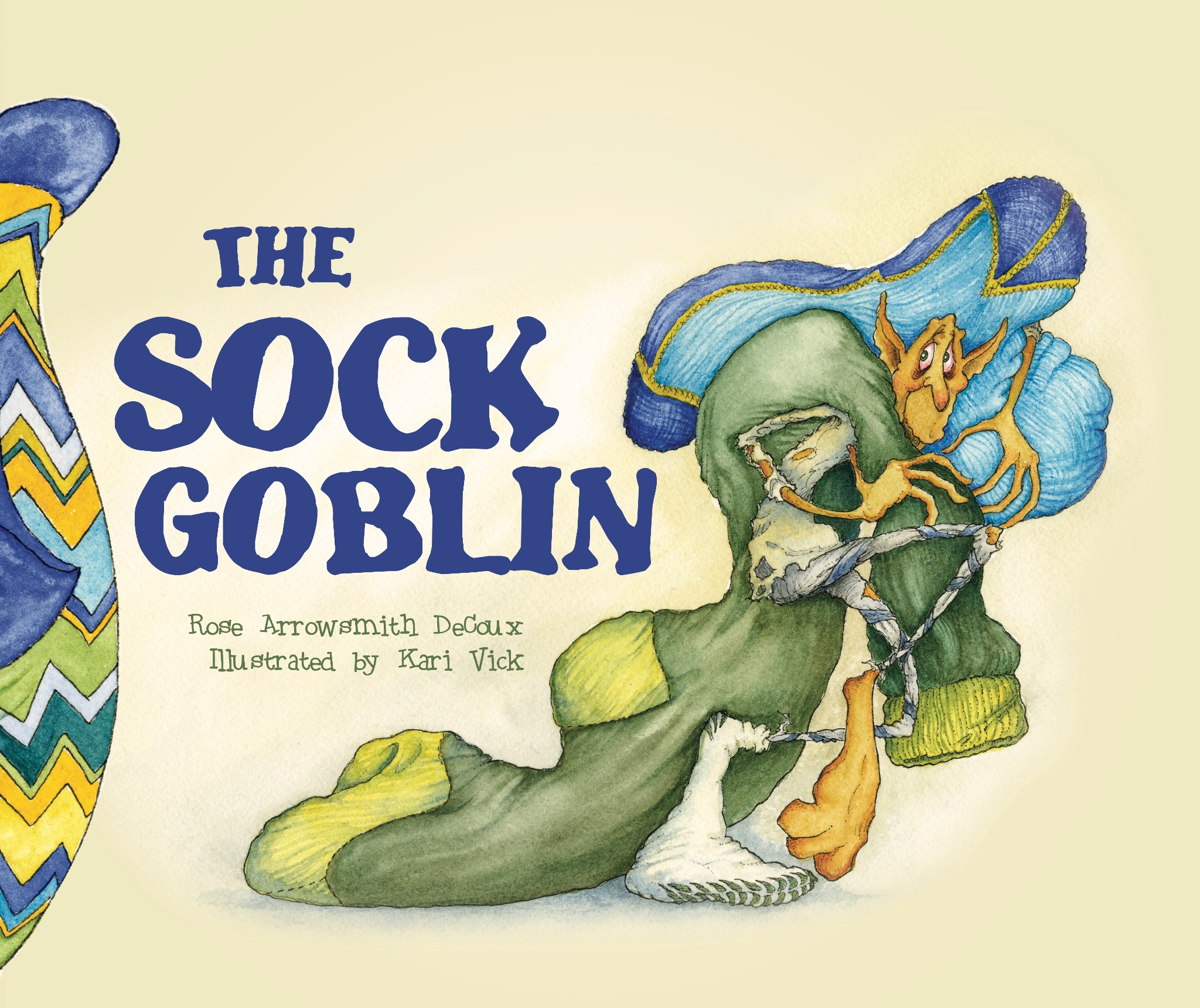 The Sock Goblin [hardcover]