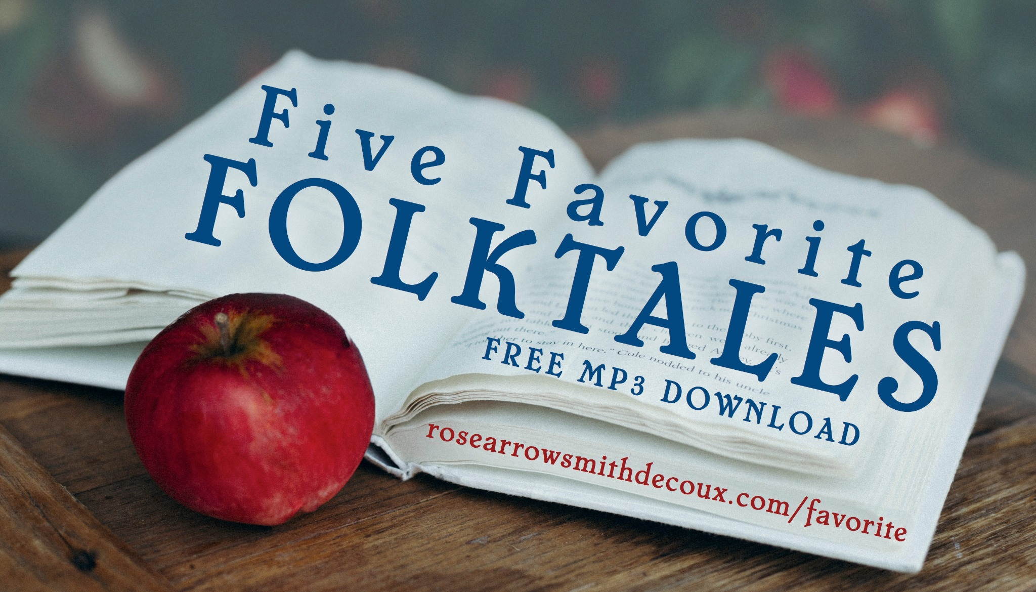 Five Favorite Folktales [audio]