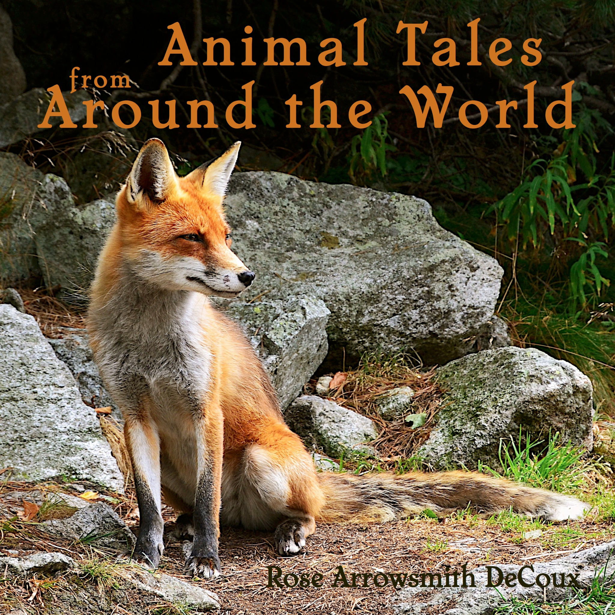 Animal Tales From Around the World [audio]