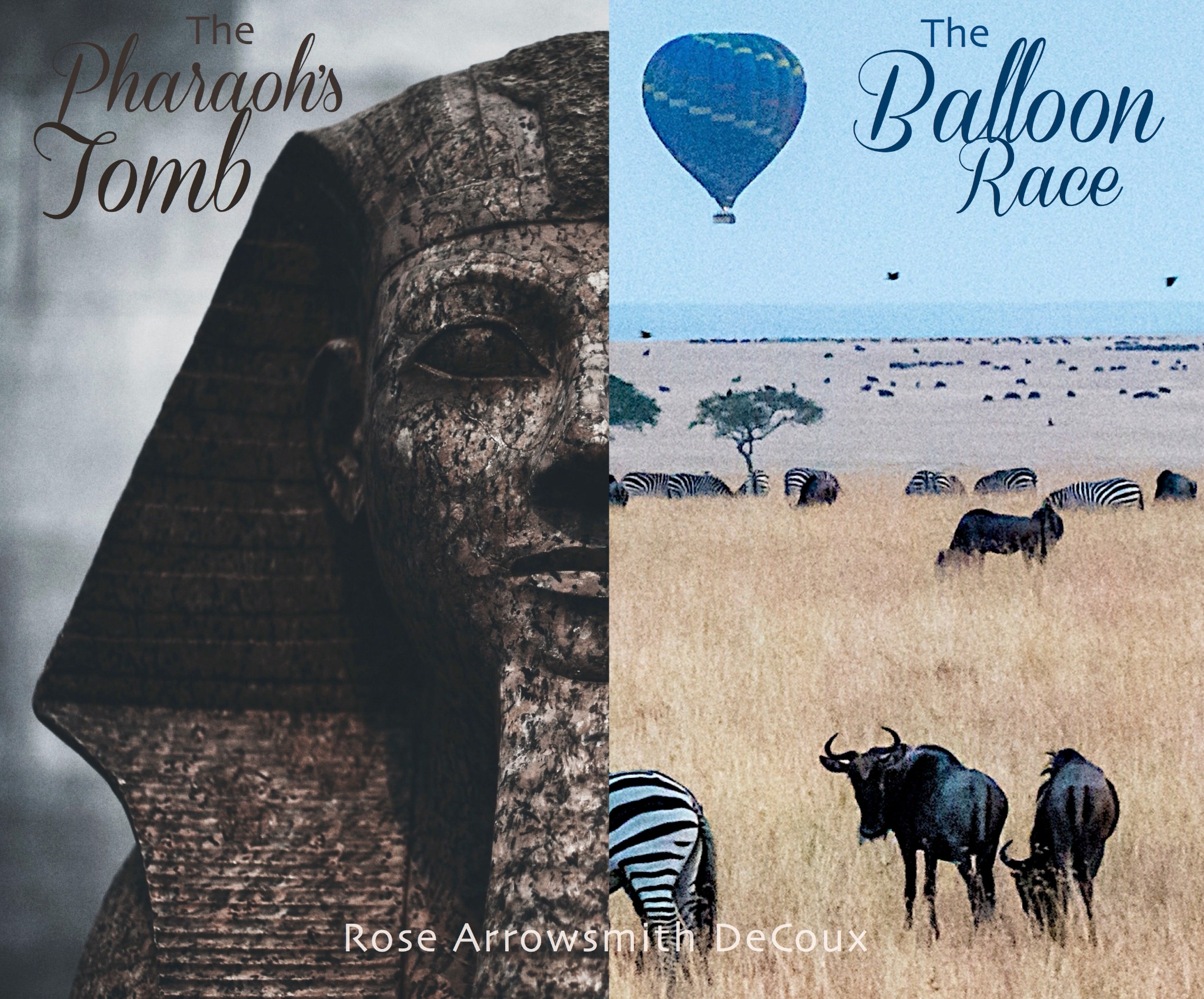 The Balloon Race & The Pharaoh's Tomb