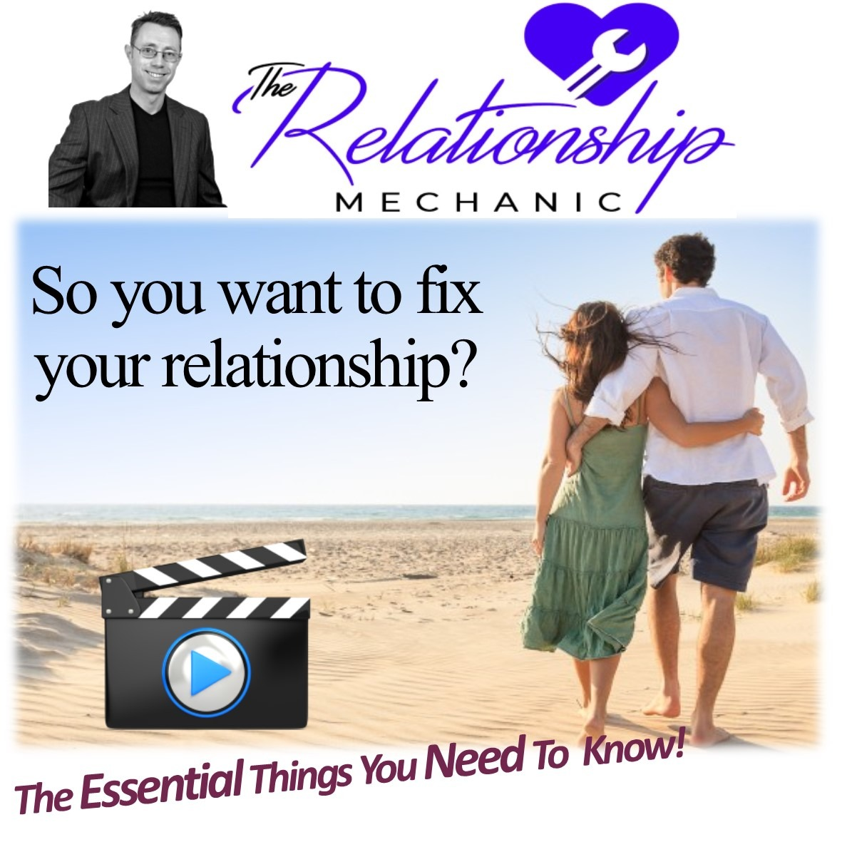 So you want to fix your relationship? Essential.