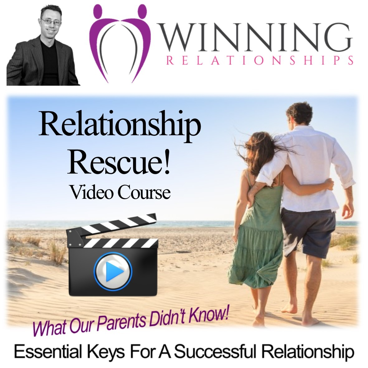 Relationship Rescue: Essential Knowledge We Weren't Taught.