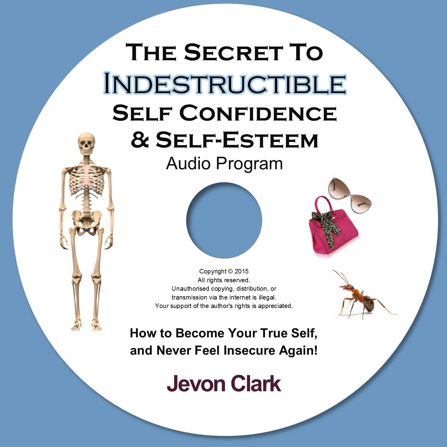 The Secret to Indestructible Self-Esteem Audio Program.
