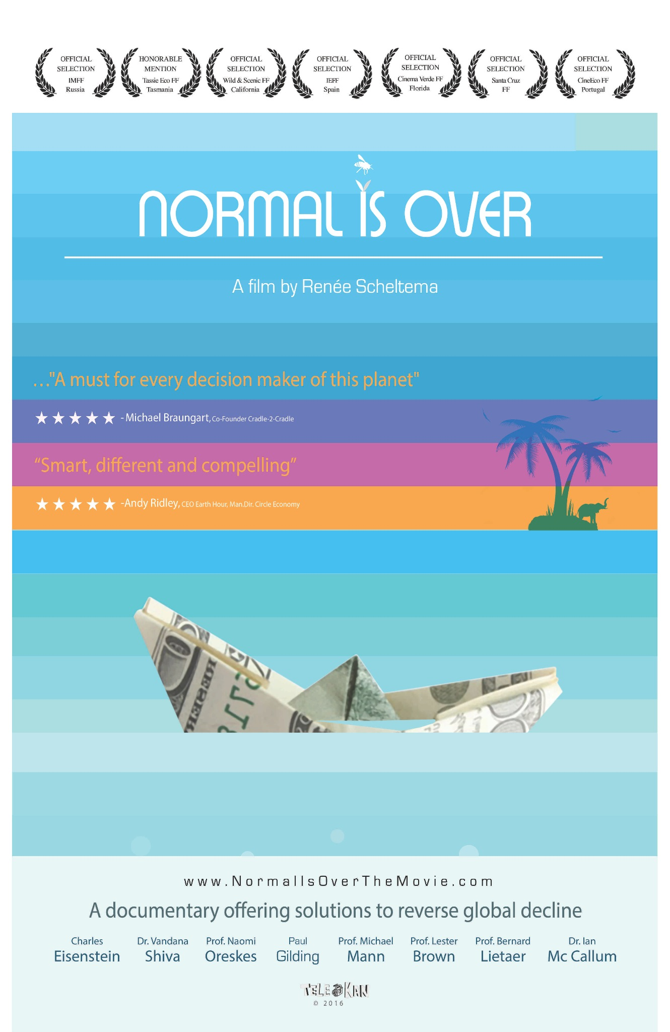 Normal Is Over, 99 min.