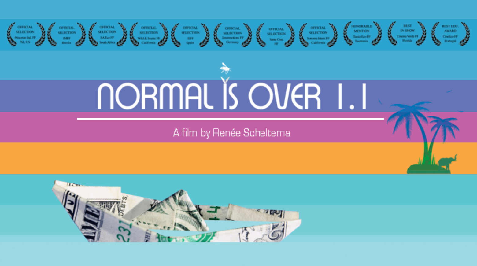 ​Normal is Over The Movie, Episode 2. More solutions.
