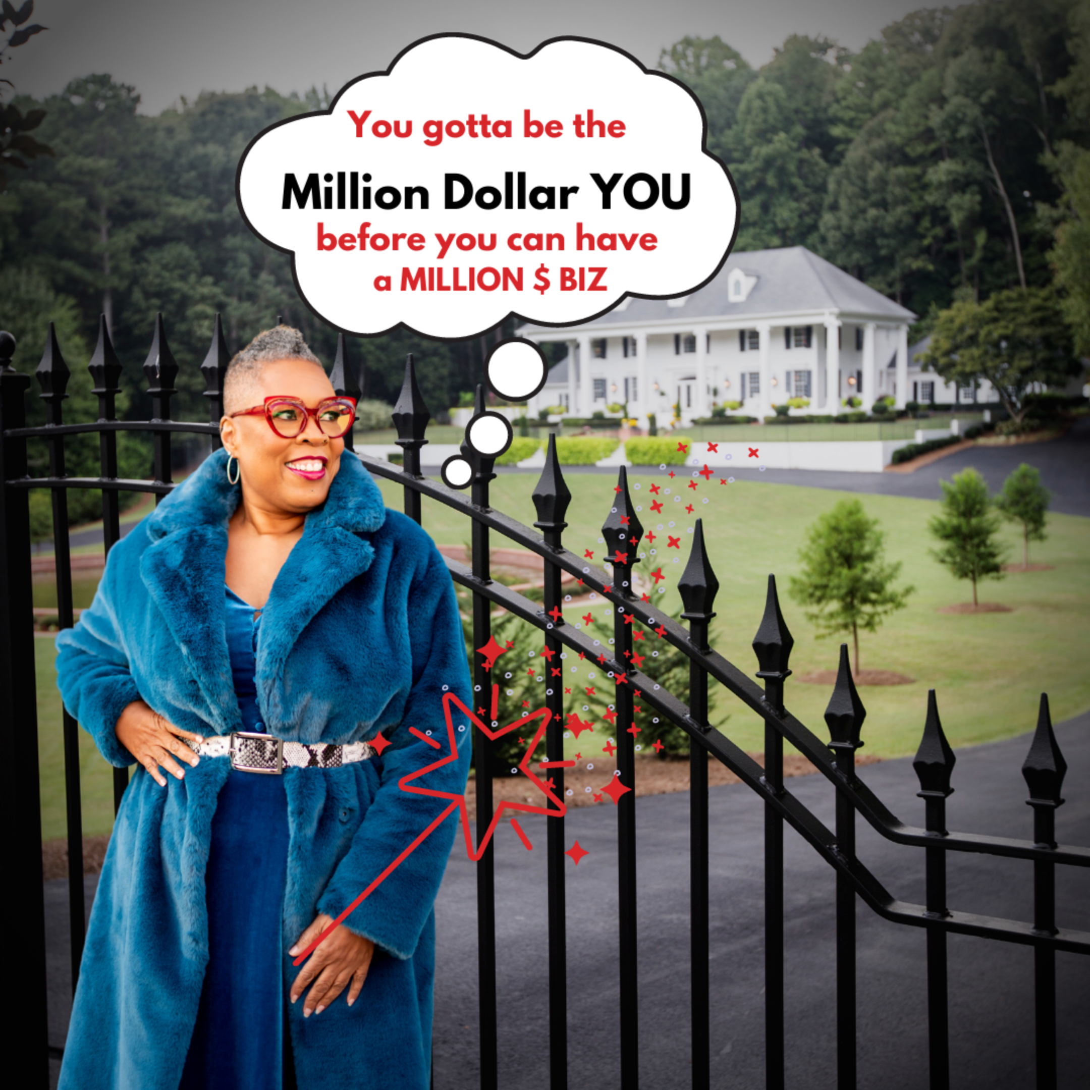 Million Dollar YOU! (2 Monthly Payments)