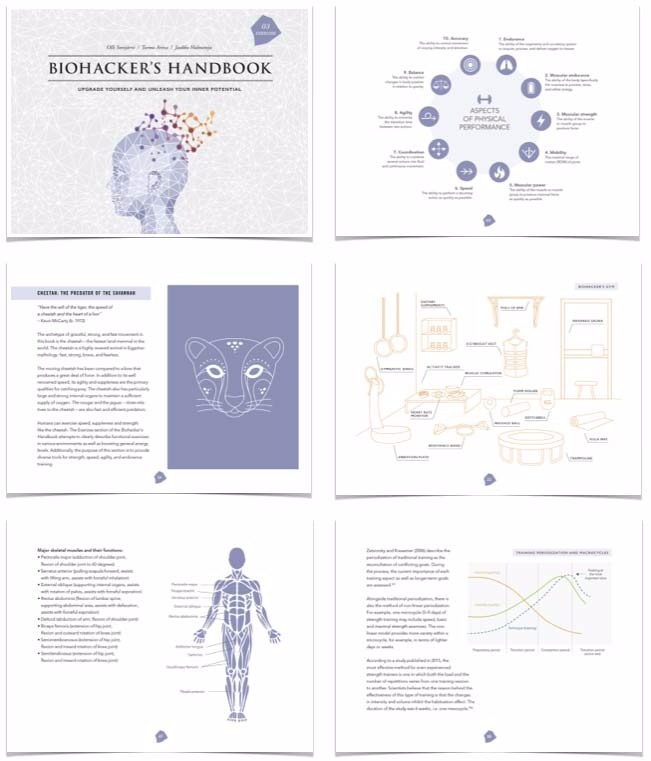 Biohacker's Handbook - Exercise