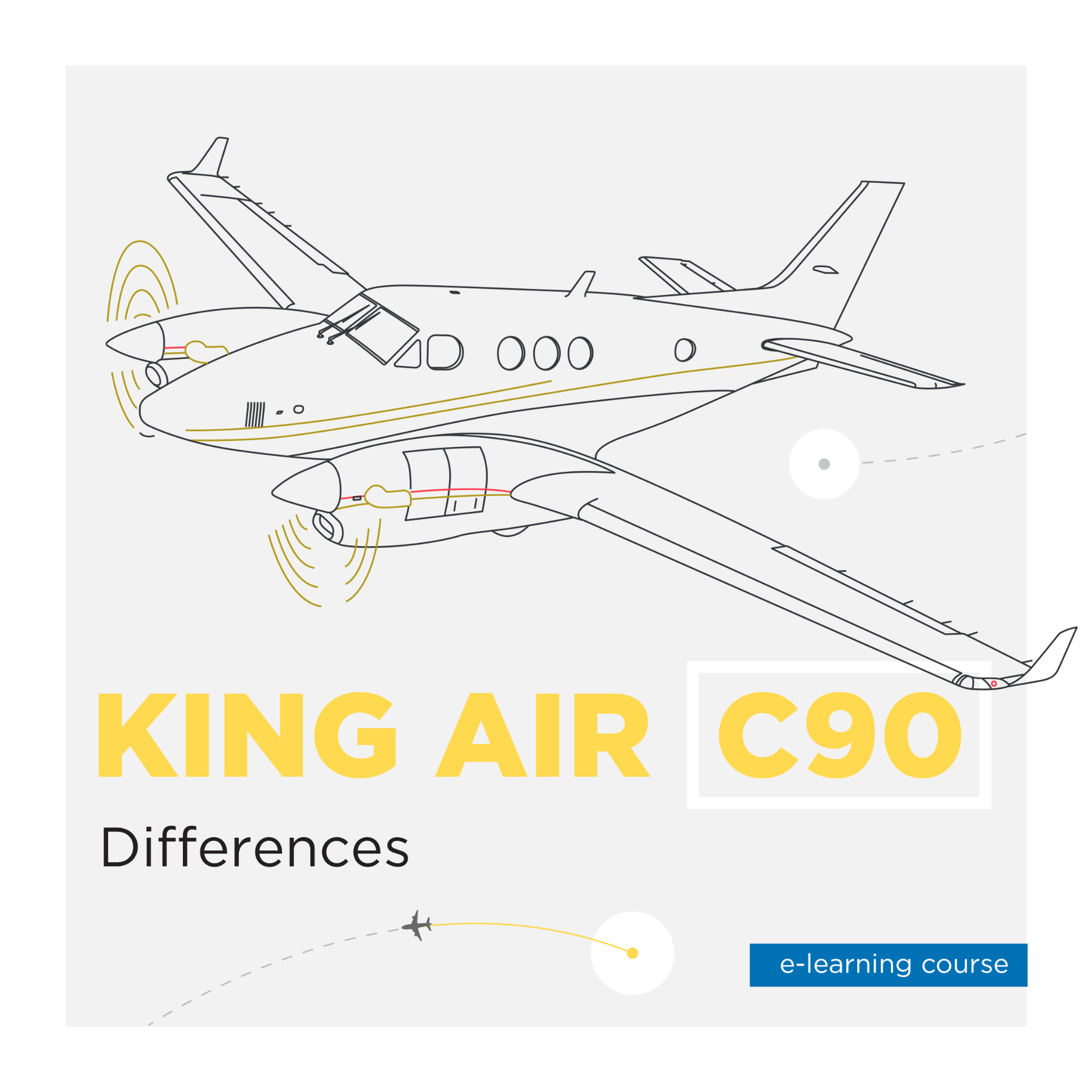 King Air Differences BE-C90 E-Learning Course