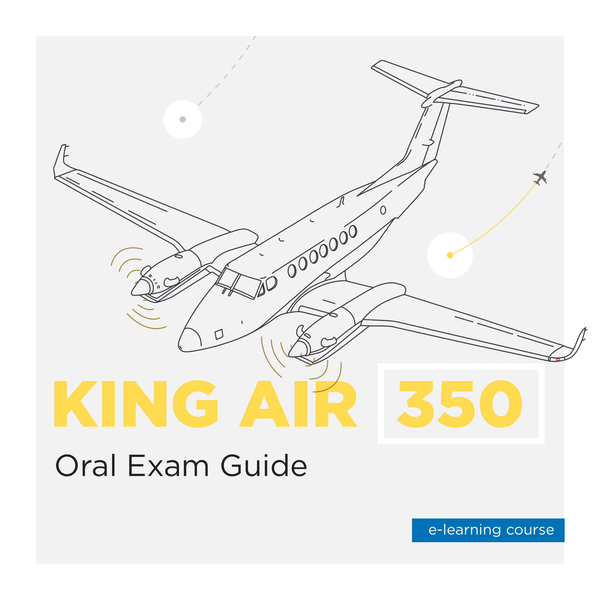 King Air 350 Oral Exam Guide  E-Learning Course