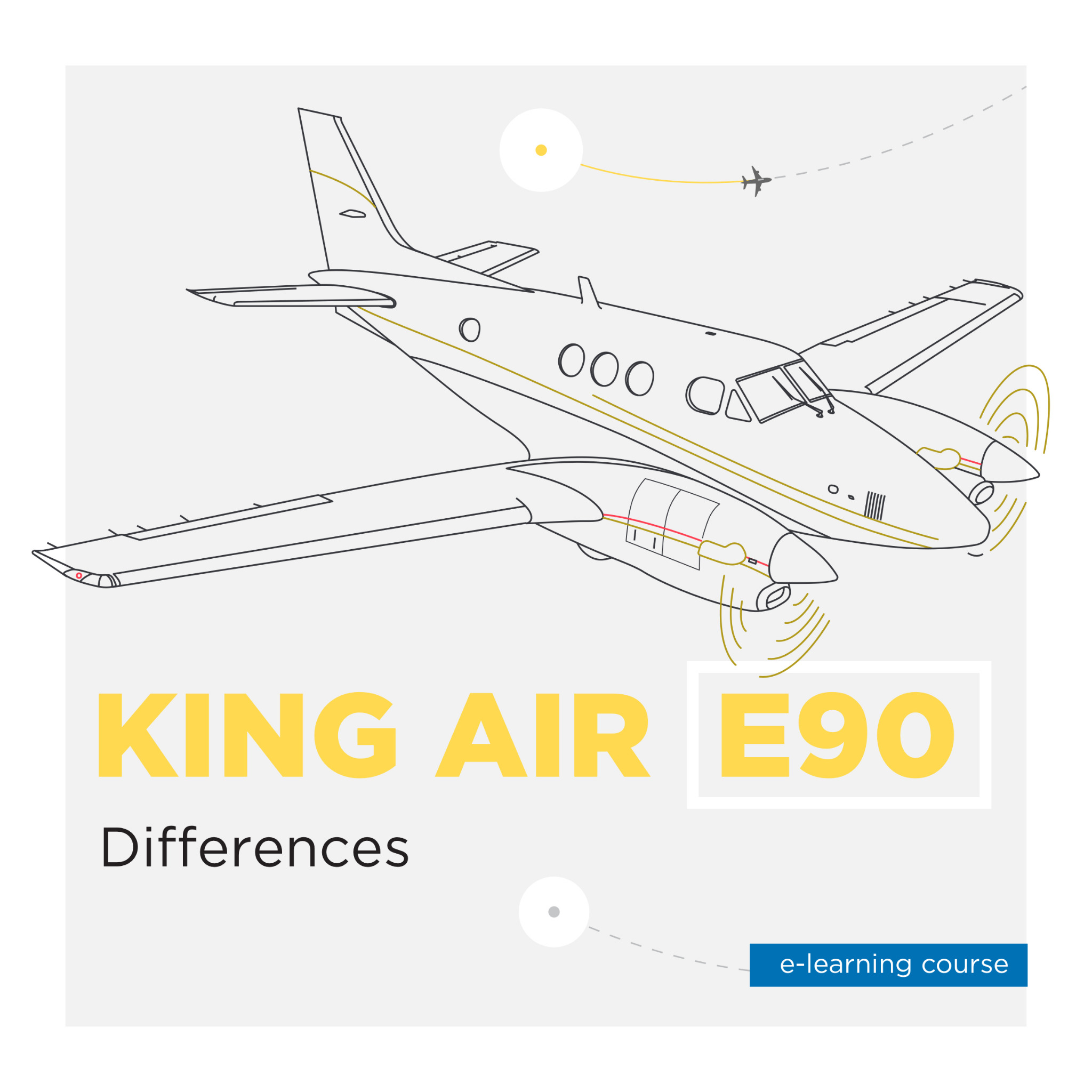 King Air Differences E90 E-Learning Course