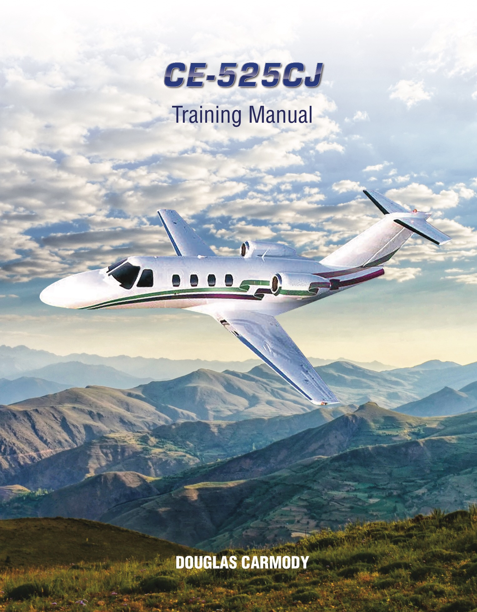Cessna Citation 525 Training Manual