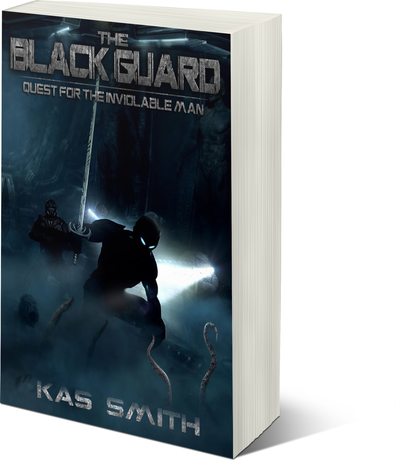 THE BLACK GUARD – QUEST FOR THE INVIOLABLE MAN