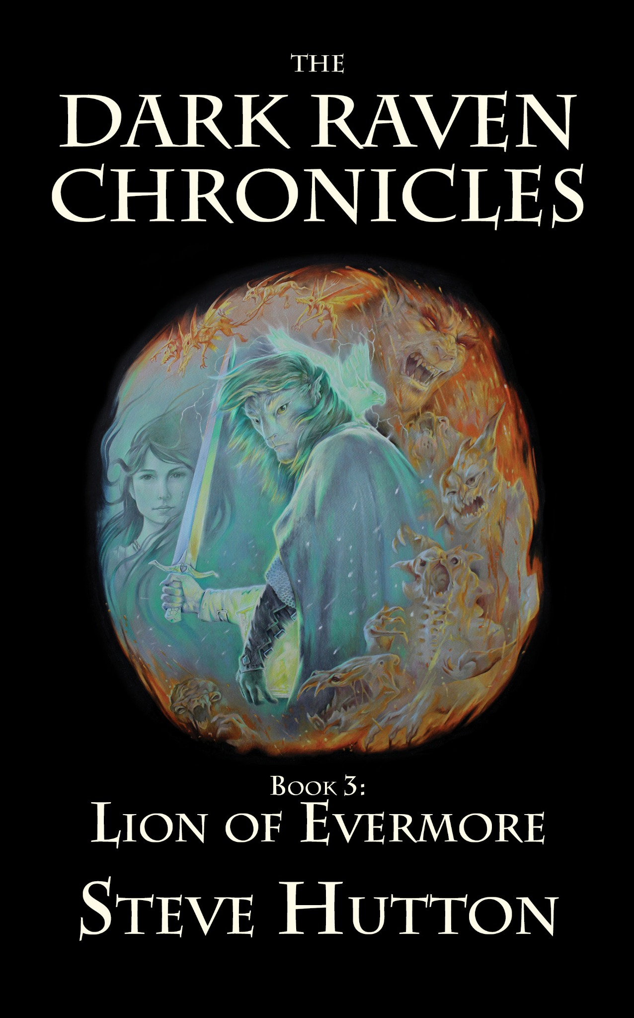 Lion of Evermore: eBook 3