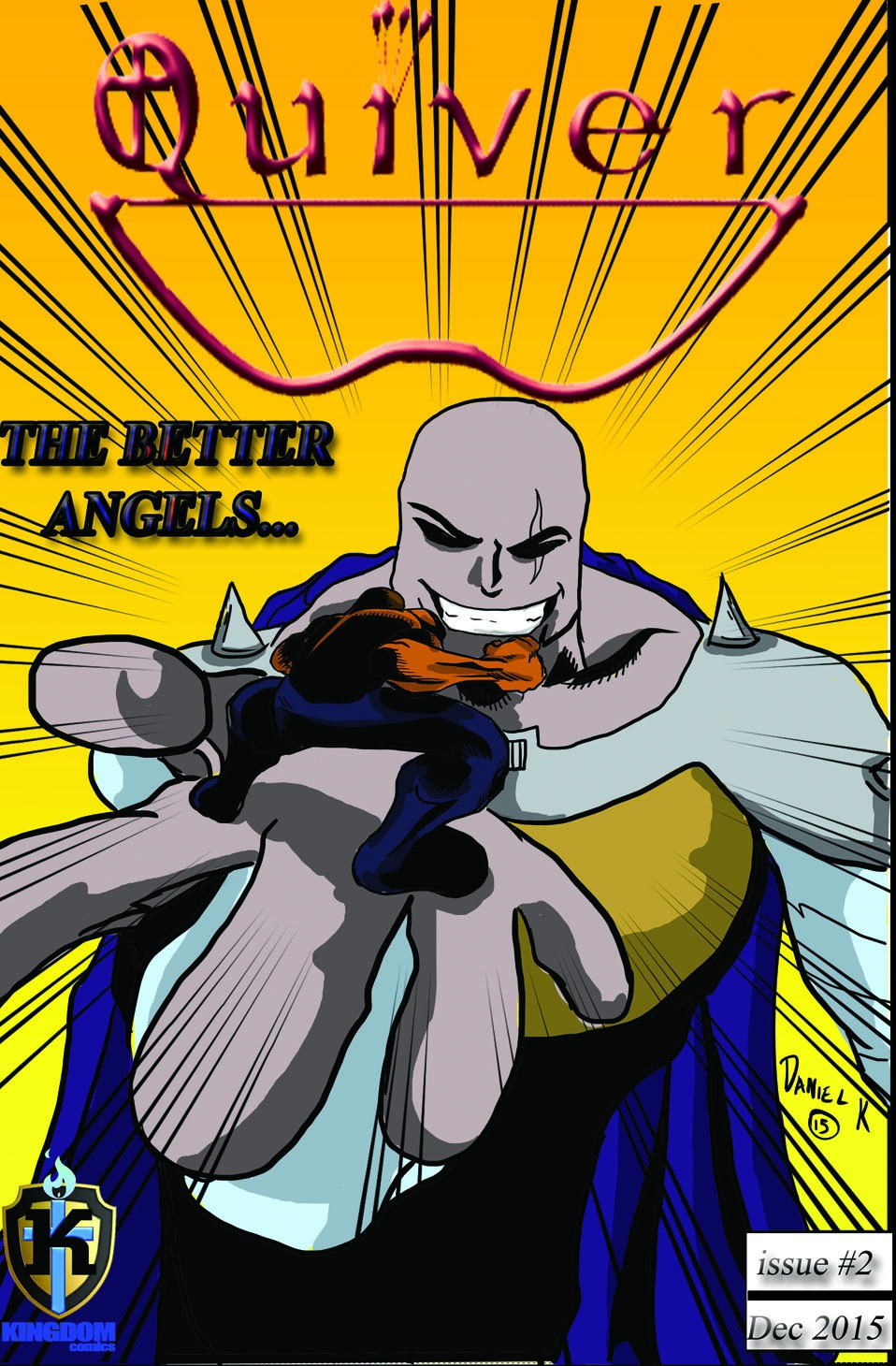 Quiver #2: The Better Angels (Digital download)