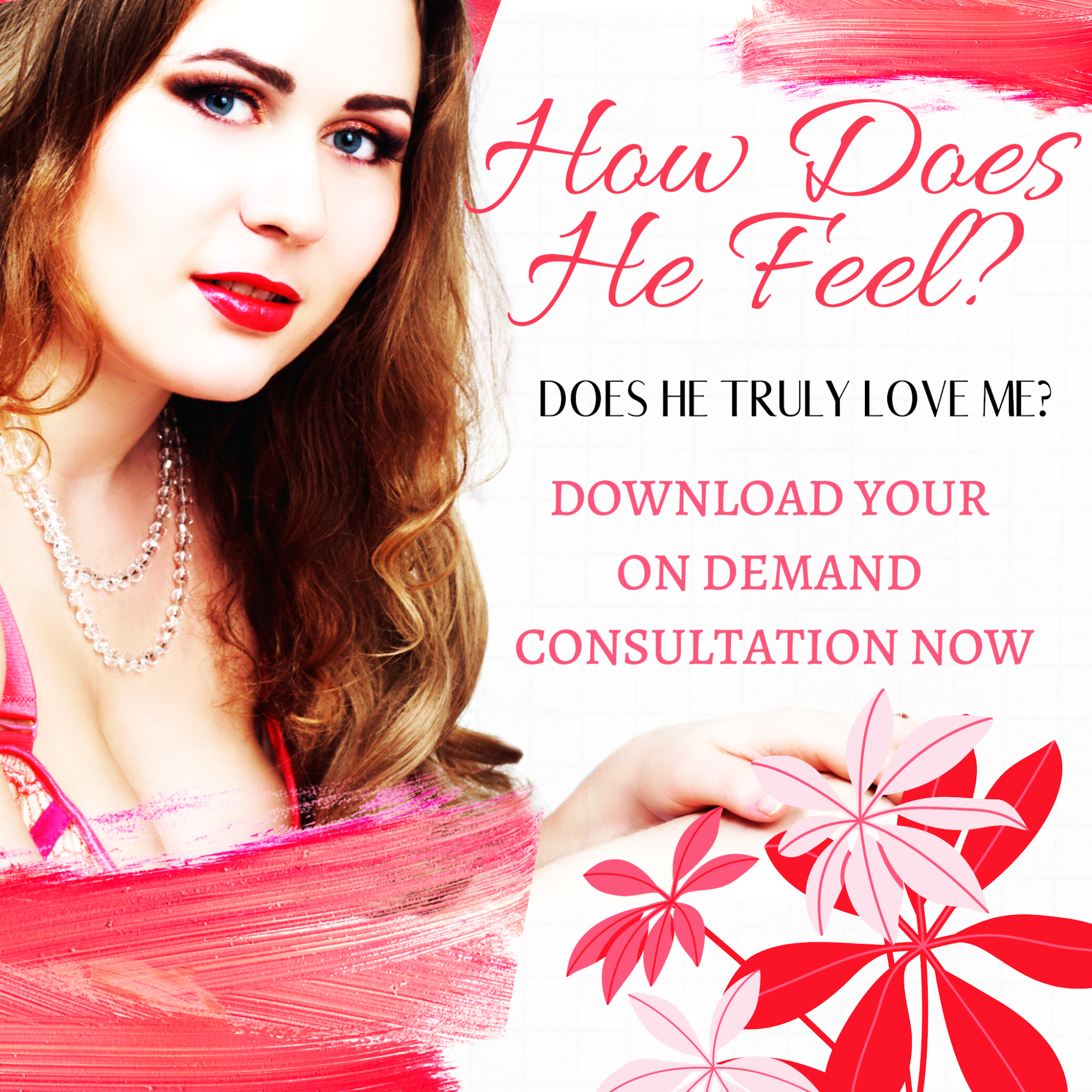 Does He/She Truly Love Me? (Instant Download)