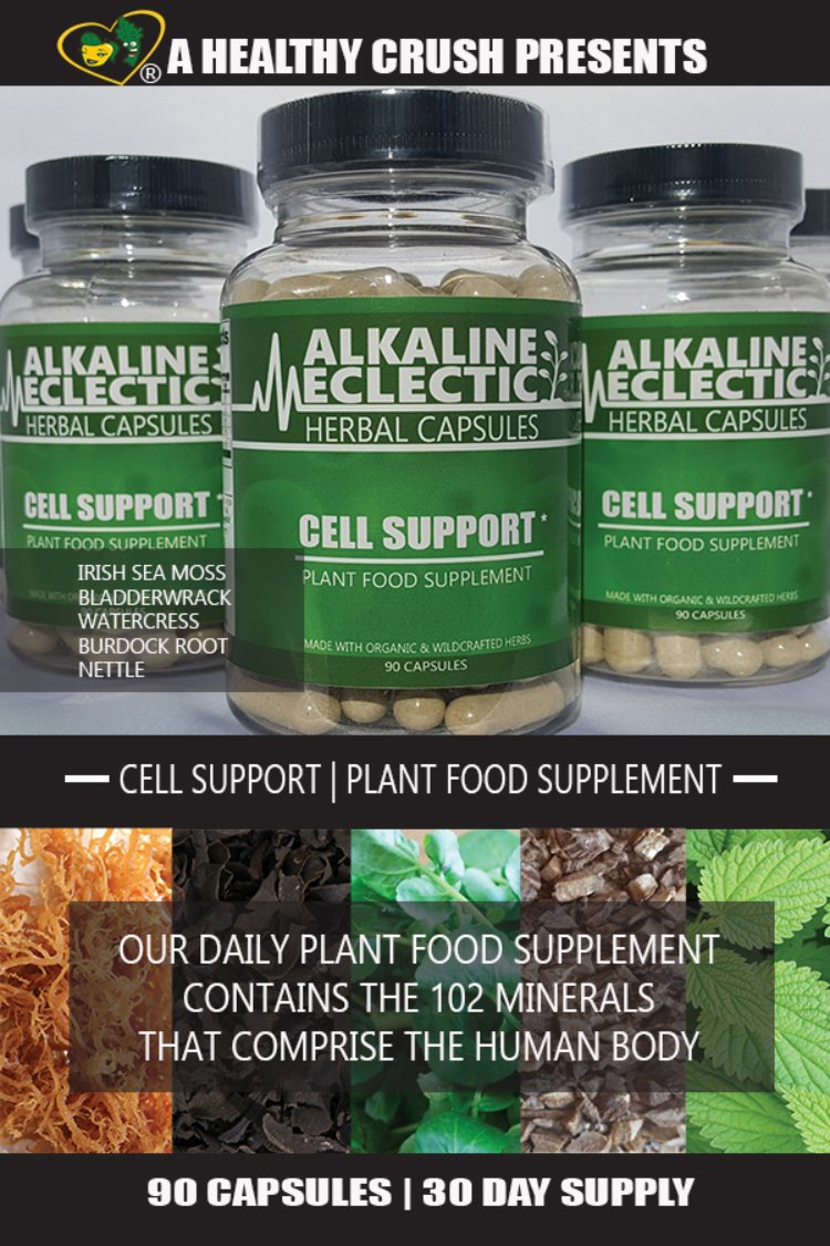 CELL SUPPORT HERBAL CAPSULES