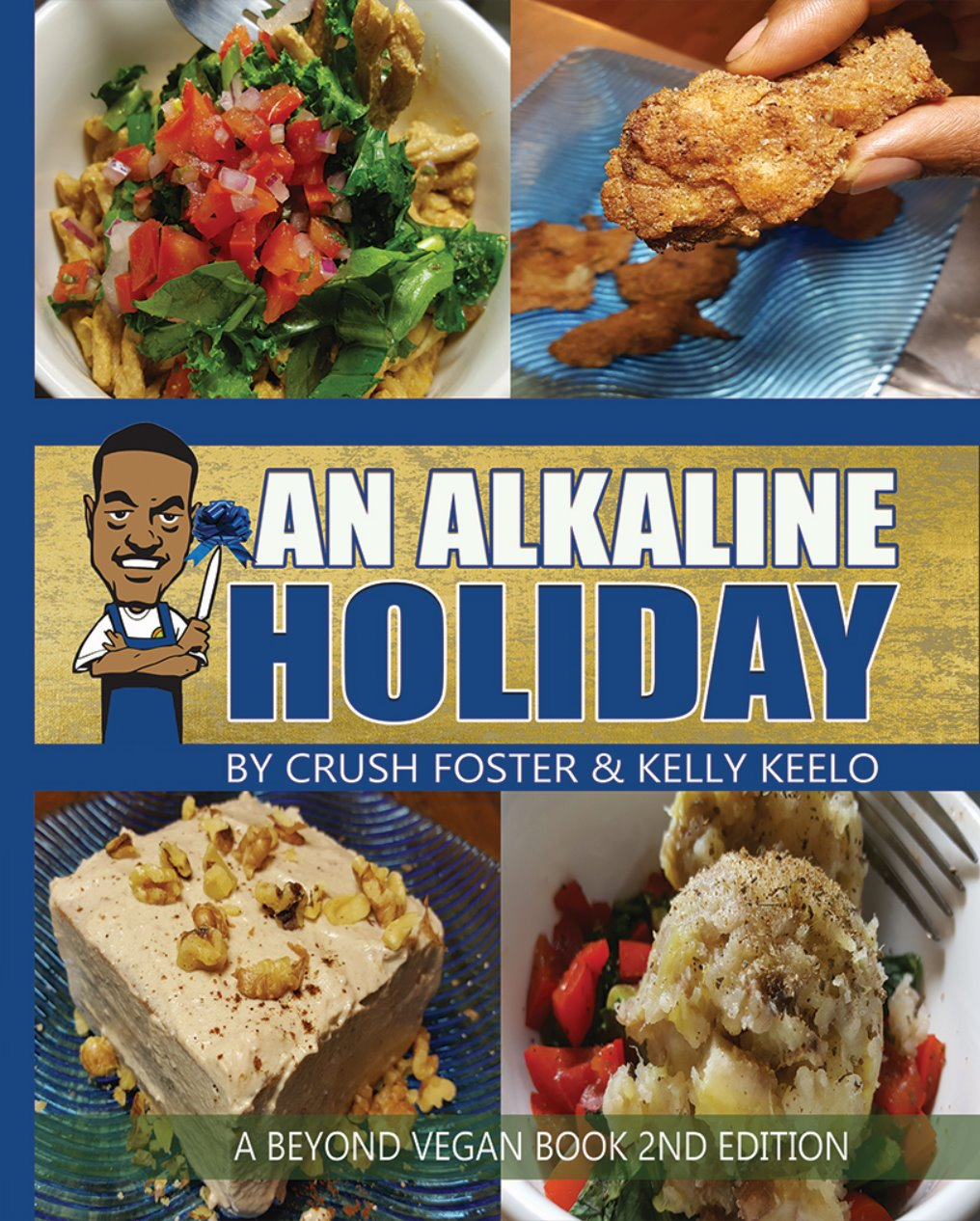 AN ALKALINE HOLIDAY PAPERBACK