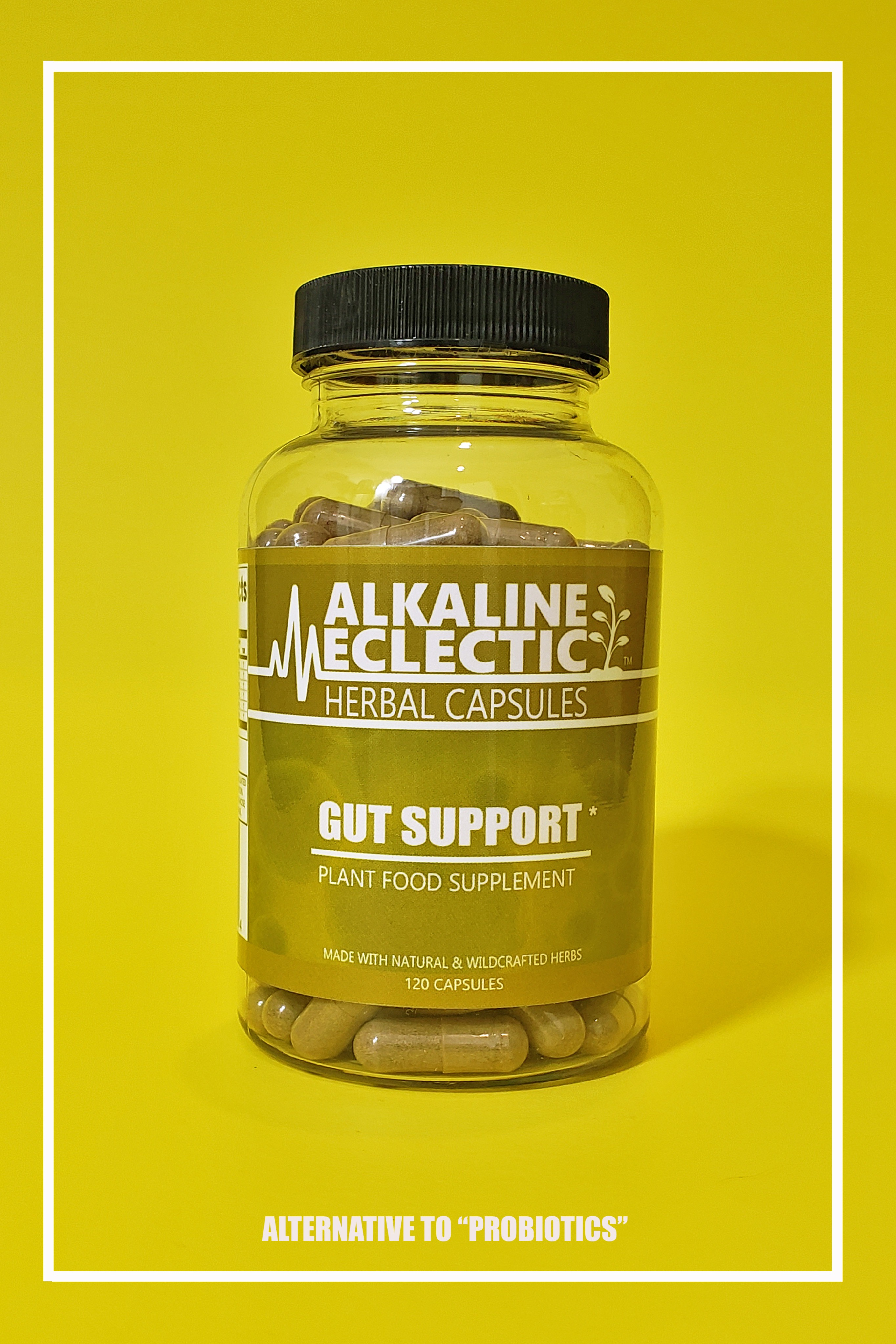 GUT SUPPORT HERBAL CAPSULES