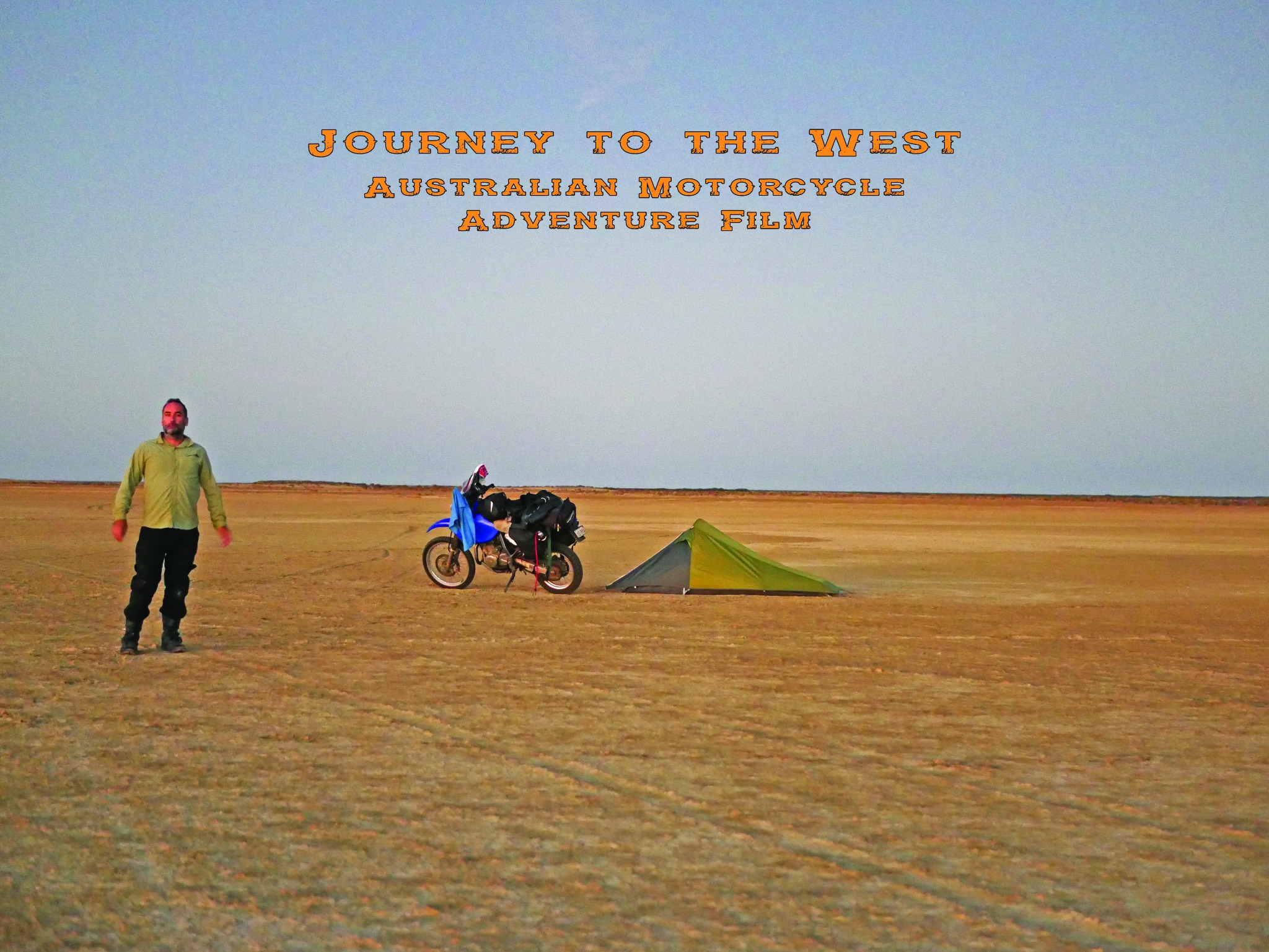 Audio Book of Journey to the West - Australian Motorcycle Adventure