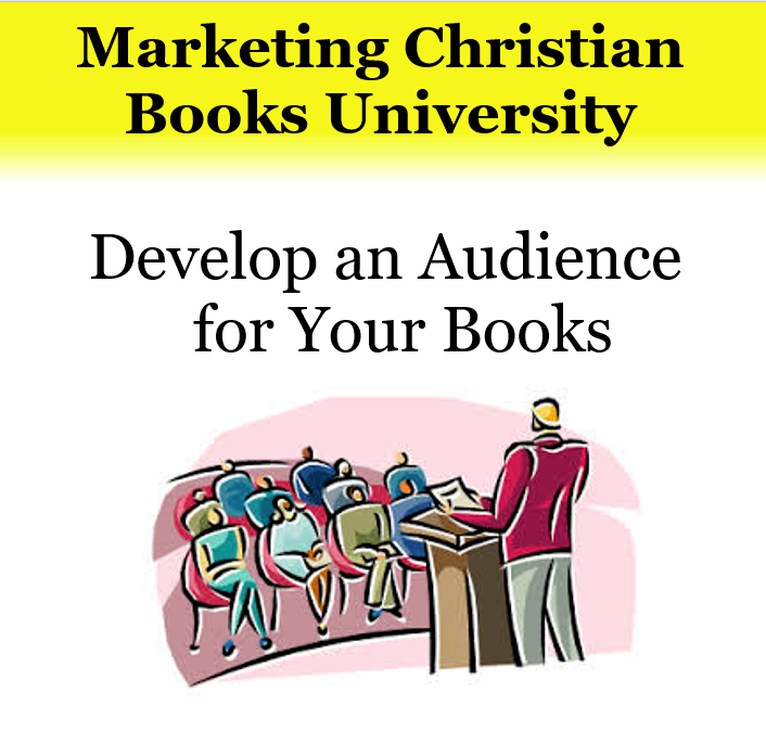 Develop an Audience for Your Books
