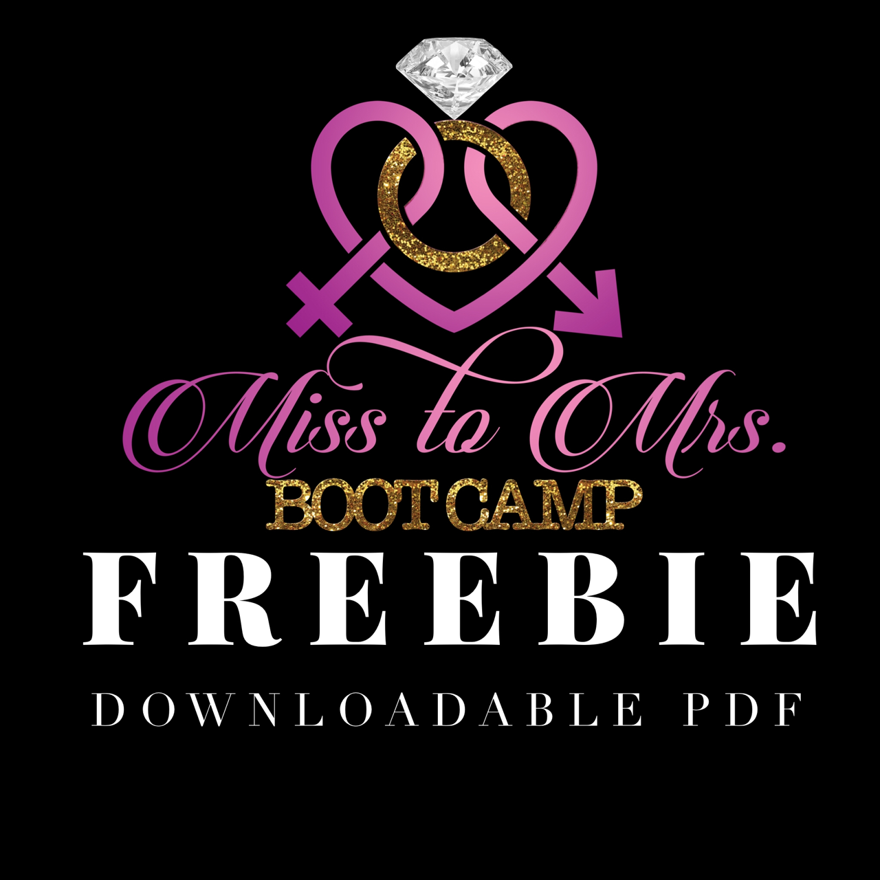 Miss to Mrs. Boot Camp Freebie PDF Study Guide (Healthy Couples Categories)