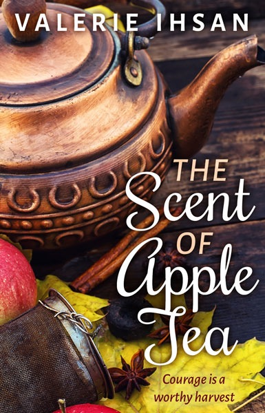 The Scent of Apple Tea (Signed Paperback)