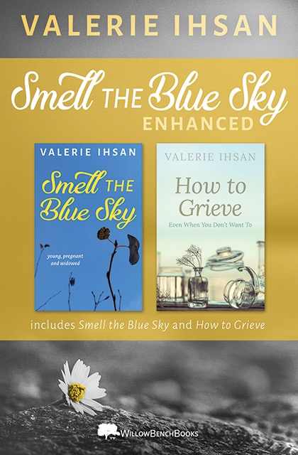 Smell the Blue Sky ENHANCED edition (Signed Paperback)