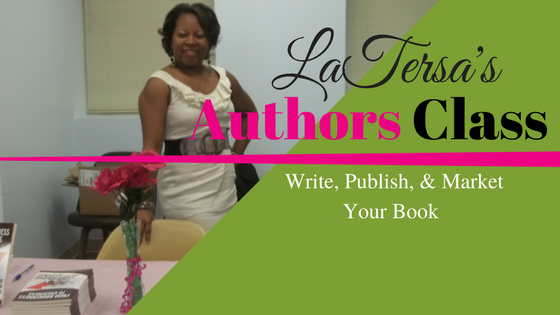 LaTersa's Authors Class
