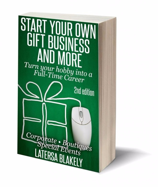 Start Your Own Gift Business & More E-book