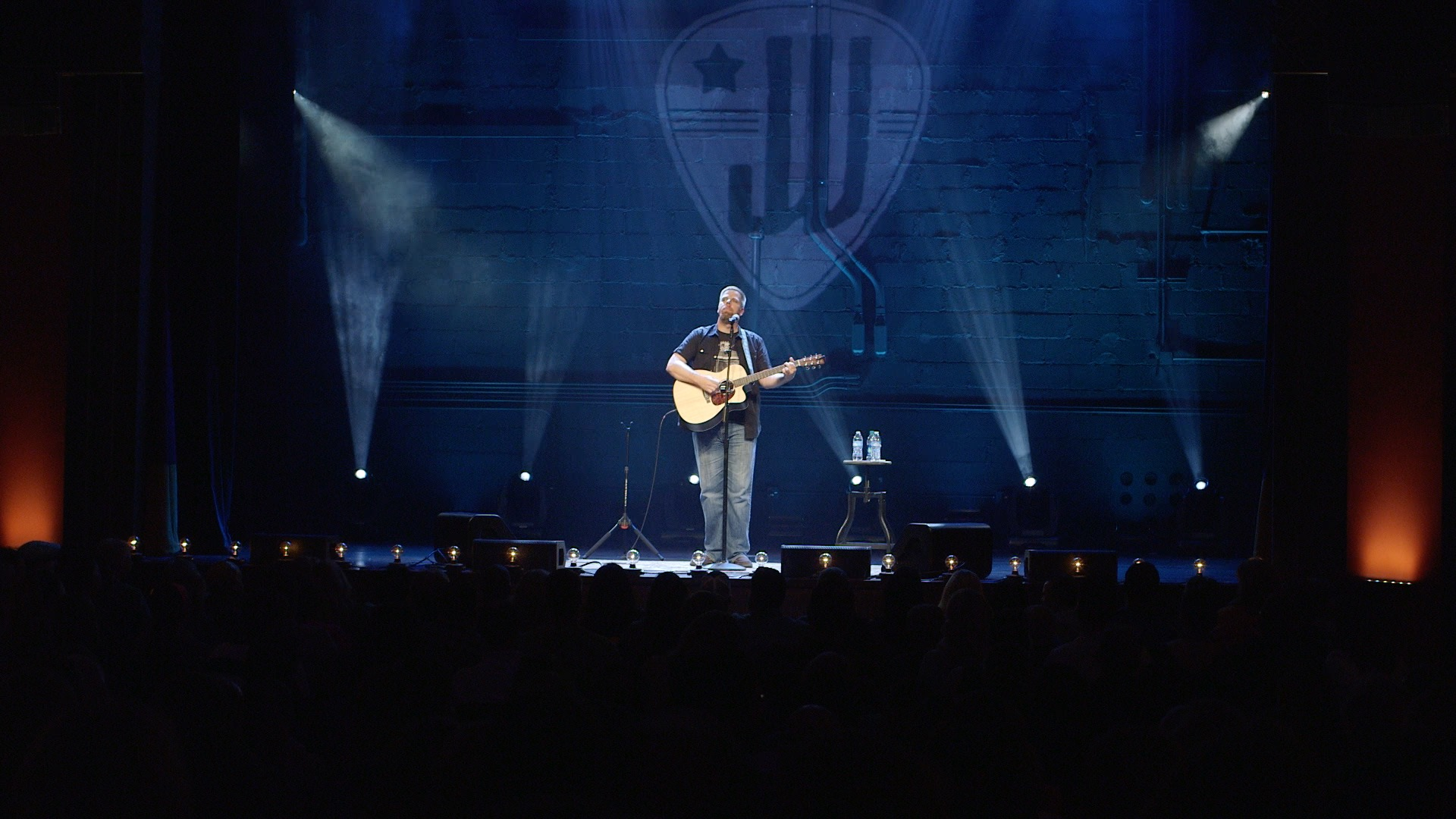 DVD Download- Jonnie W : LIVE at The Franklin Theatre