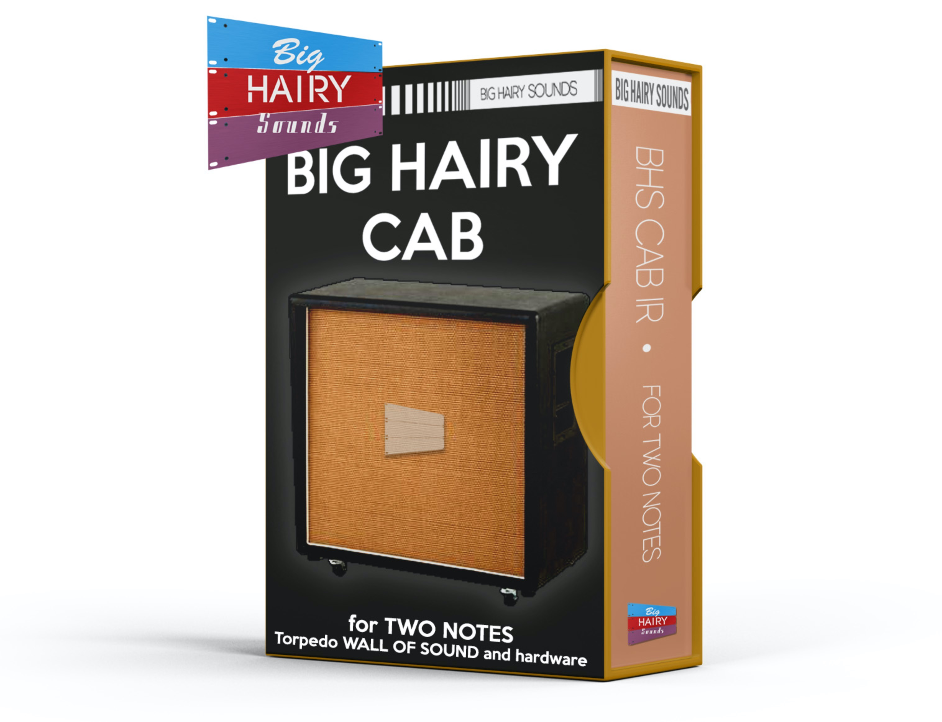 Big Hairy Cabs IR for Two Notes