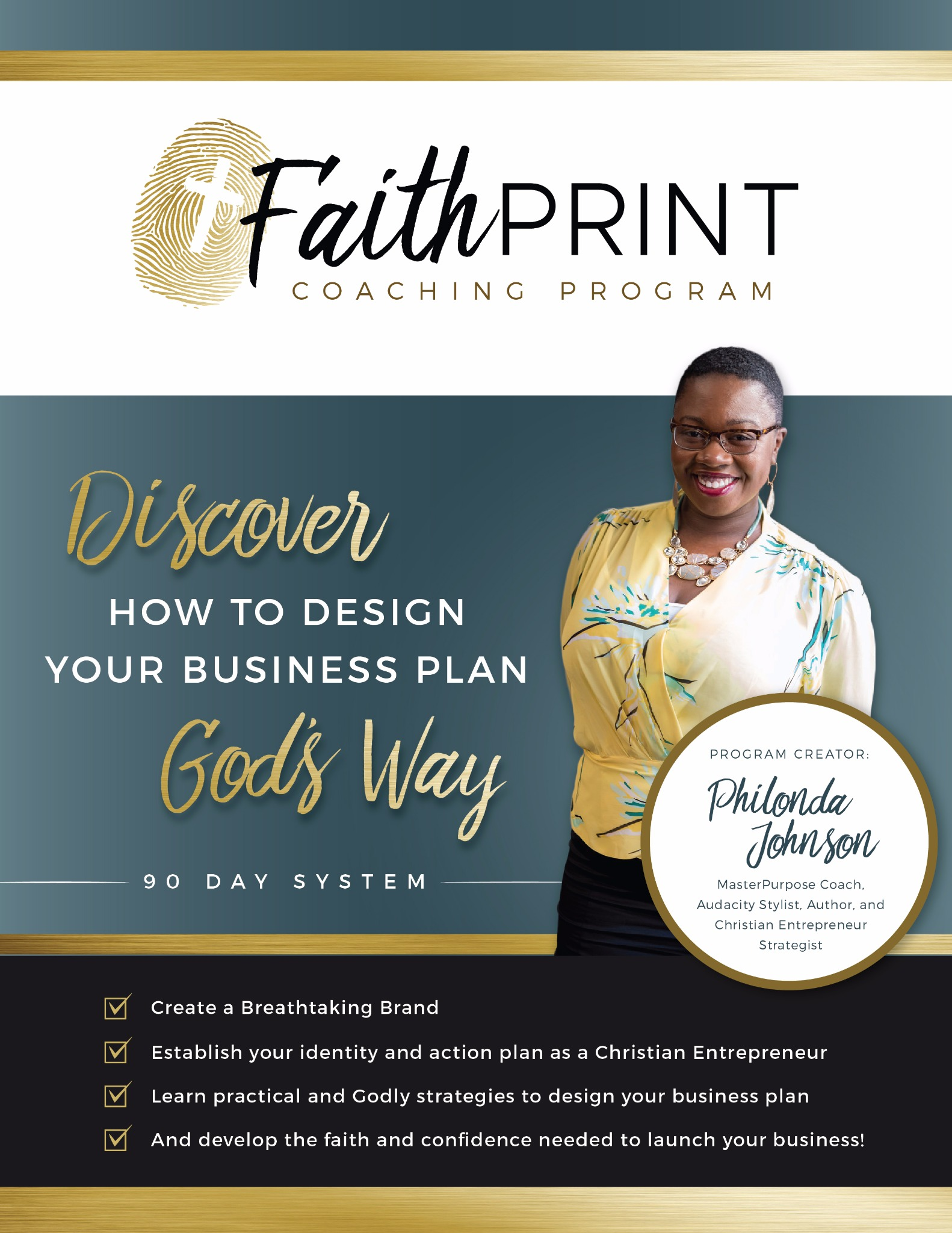 FaithPrint Group Coaching Program