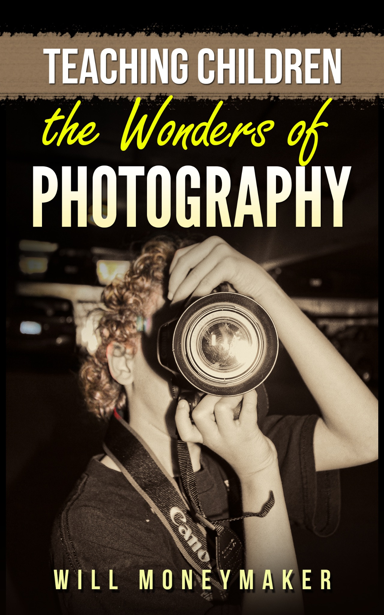 Teaching Children the Wonders of Photography