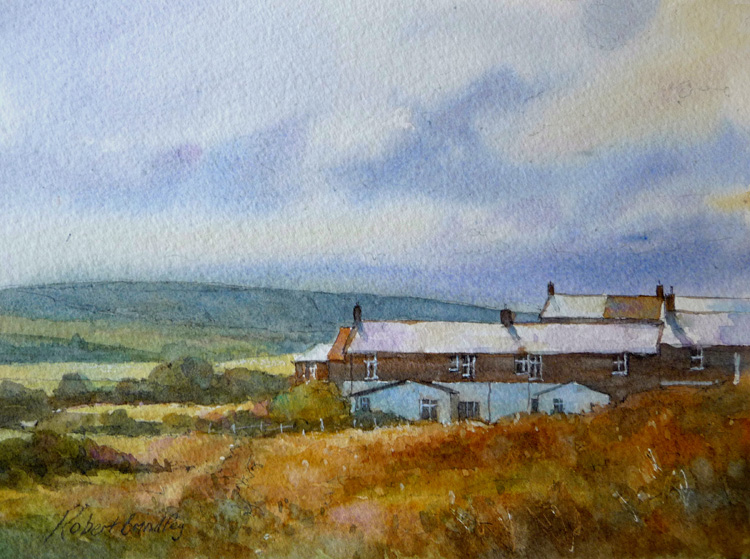 'Cowbar Cottages, Staithes, North Yorkshire'