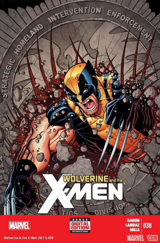 WOLVERINE & THE X-MEN (2011) #38