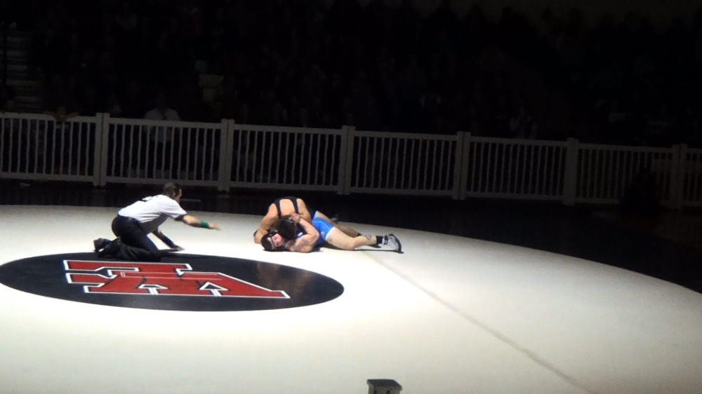West Essex vs. Caldwell wrestling video highlights