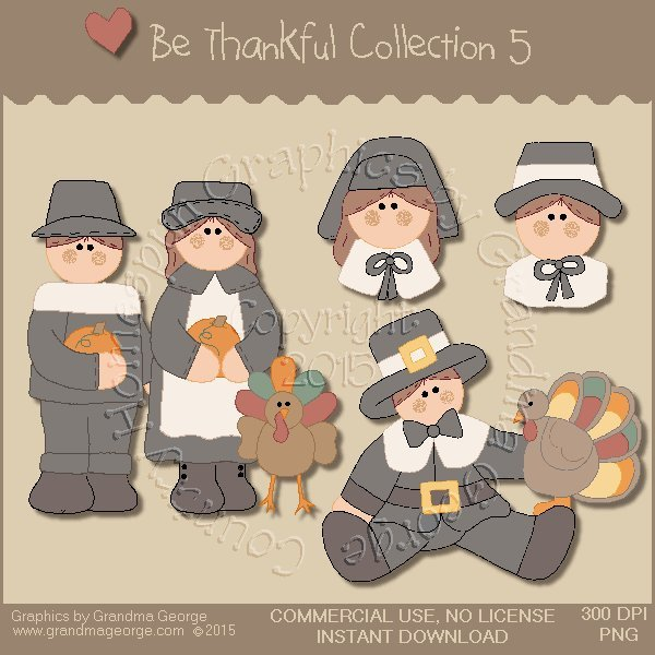 Be Thankful Collection Vol. 5