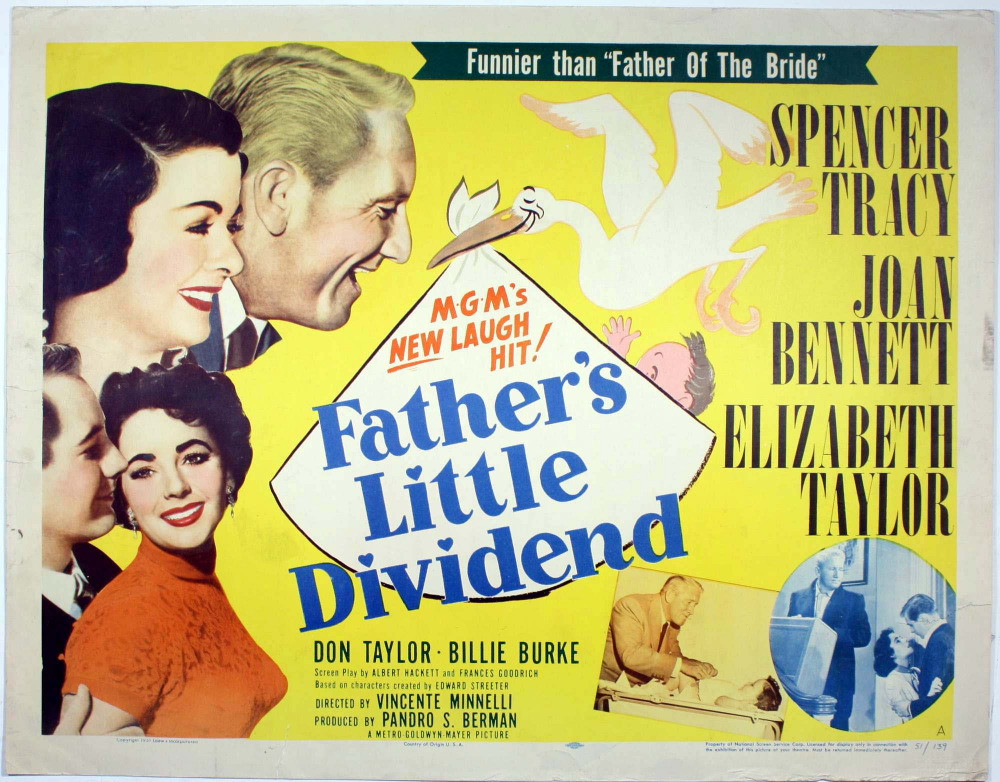 Father's Little Dividend (1951) - Free for a Limited Time Only!