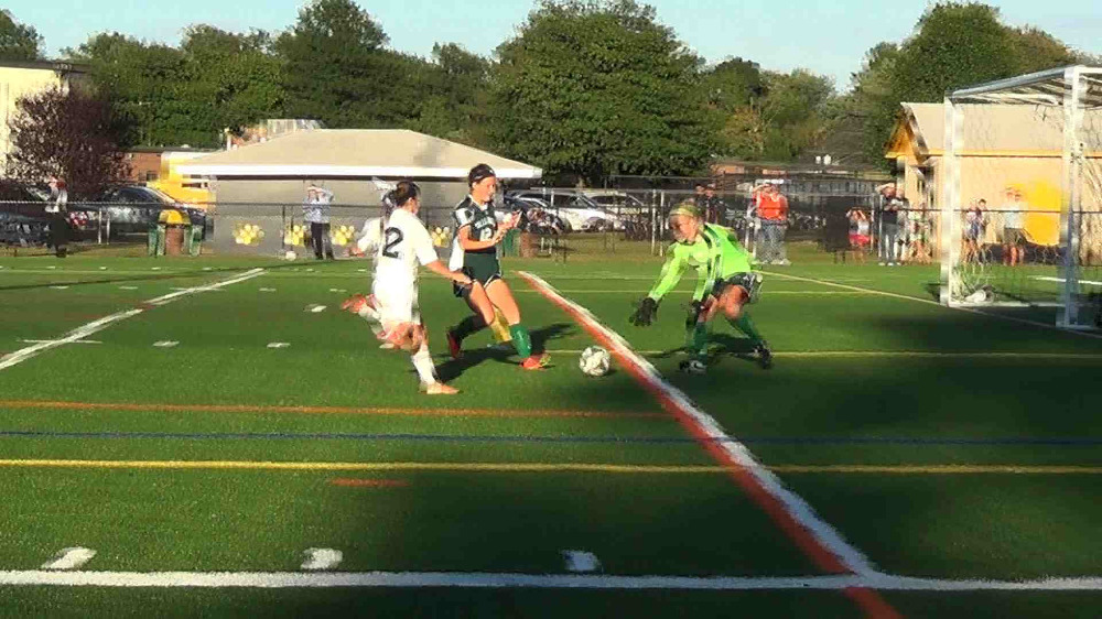 Pequannock vs. Villa Walsh girls' soccer video highlights