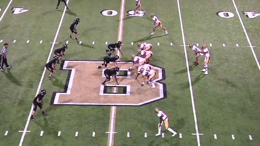 Bergen Catholic vs. Bentonville football video highlights