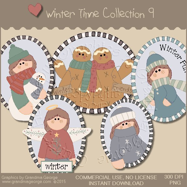 Winter Time Collection Vol. 9