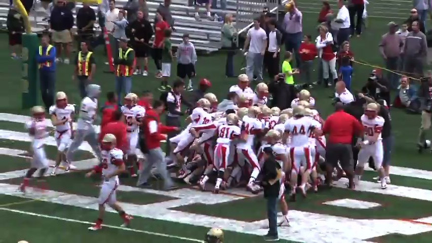 Bergen Catholic vs. St. Joseph football highlights