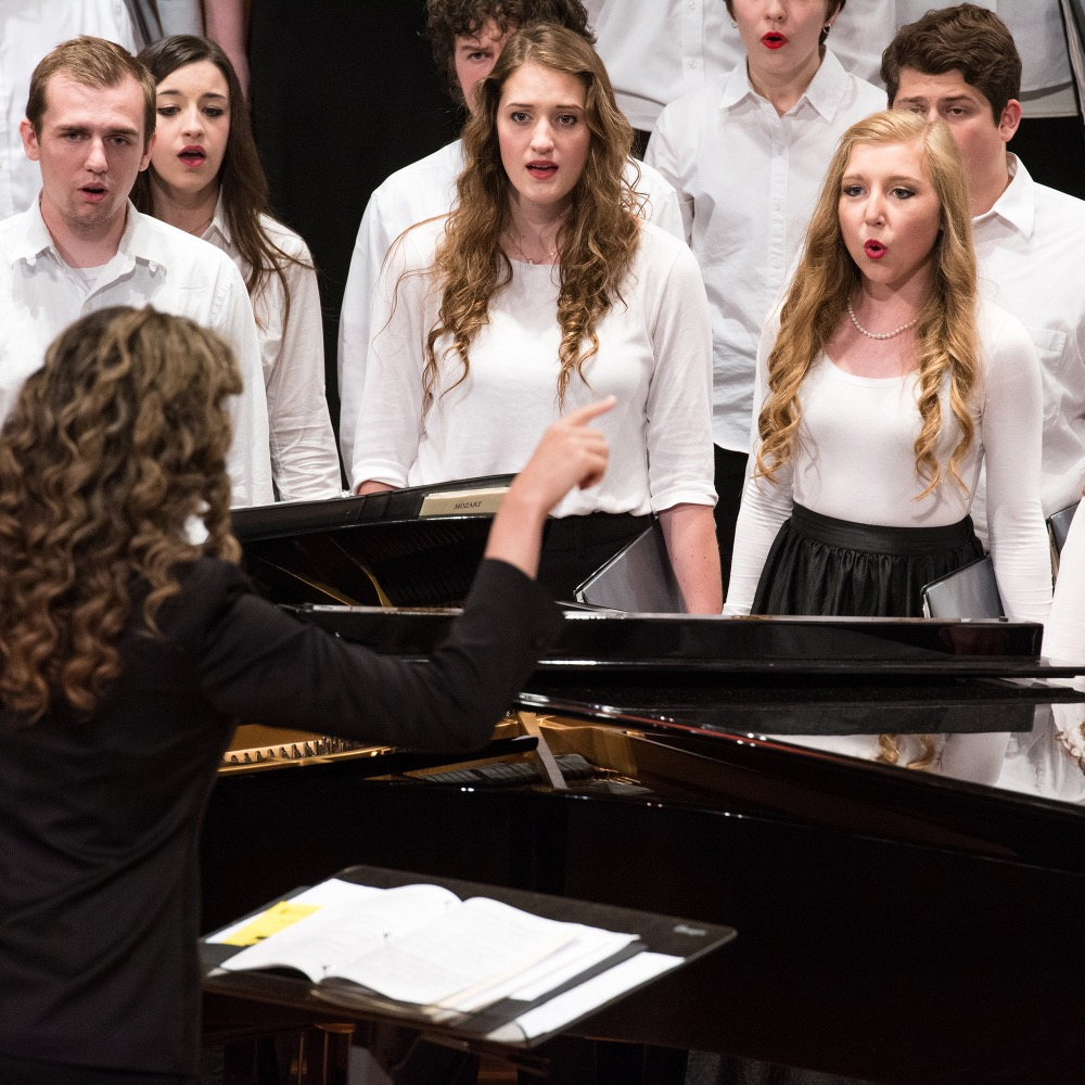 OSAI 2015 Institute Chorus Performances – Audio