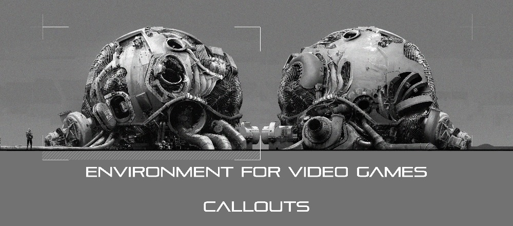 Environment for Video Games - Callouts