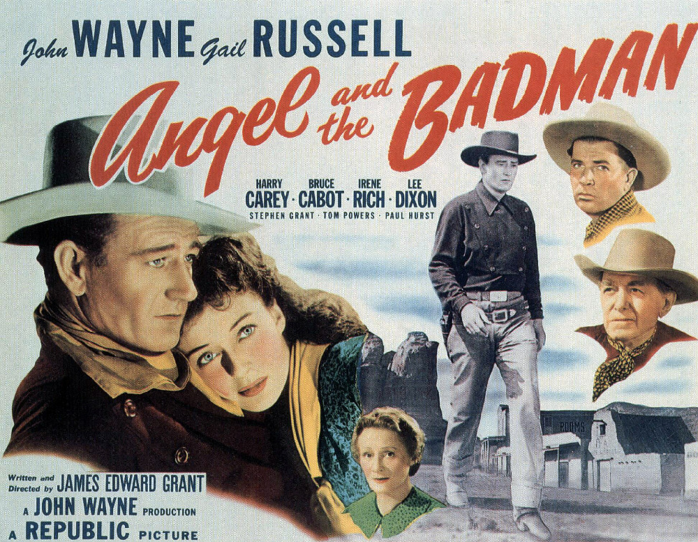 Angel and the Badman (1947) Download or Stream