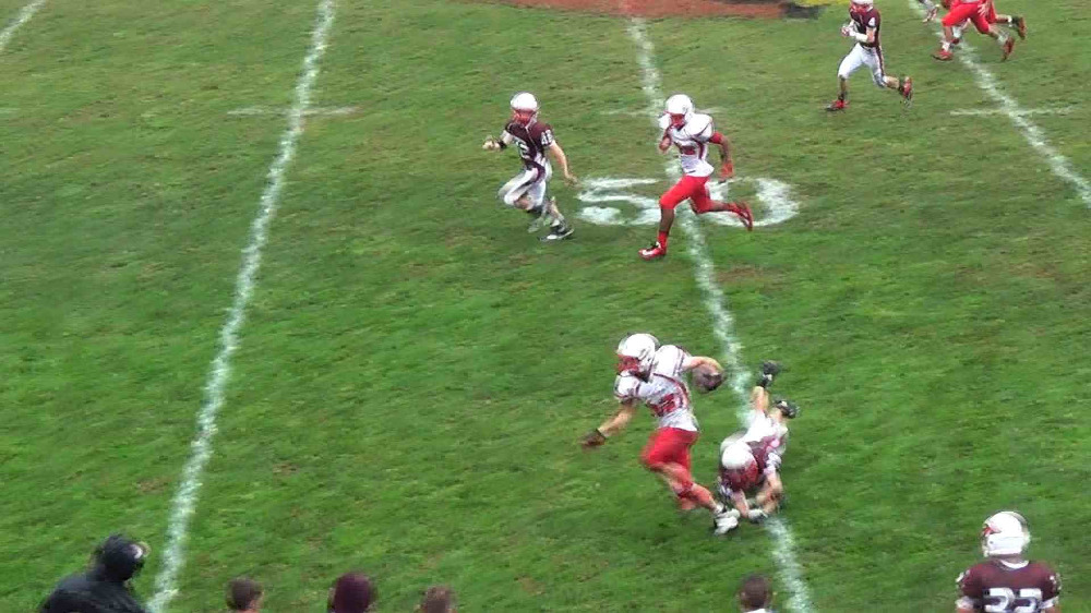 Elmwood Park vs. Pompton Lakes football video highlights