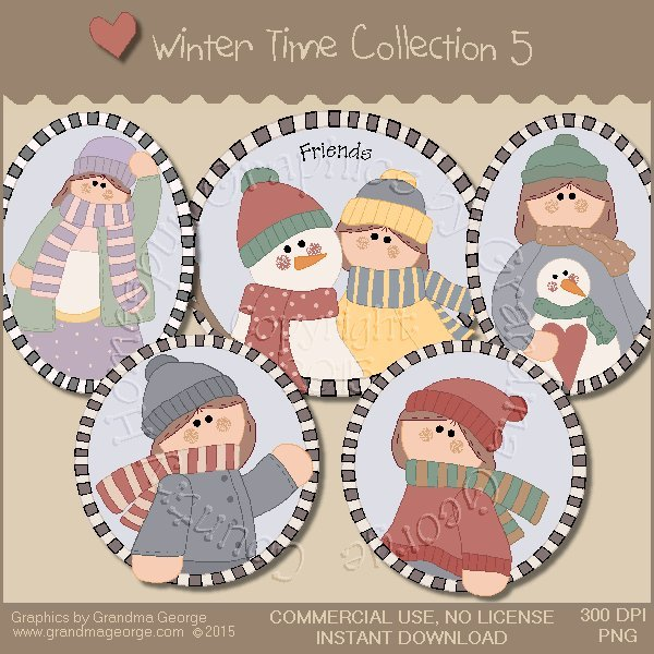 Winter Time Collection Vol. 5