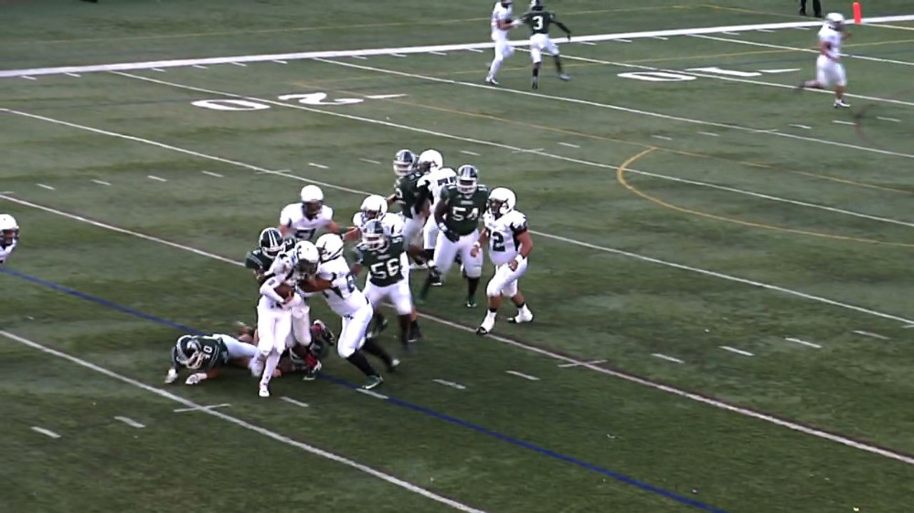 DePaul vs. Passaic Valley football video highlights