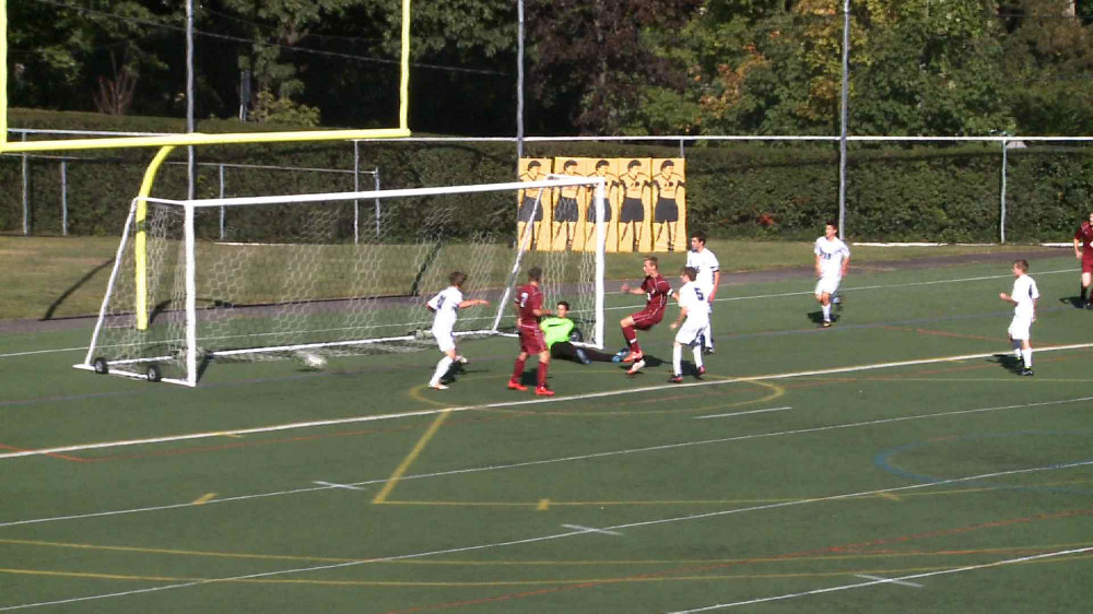 Verona vs. MKA boys' soccer video highlights