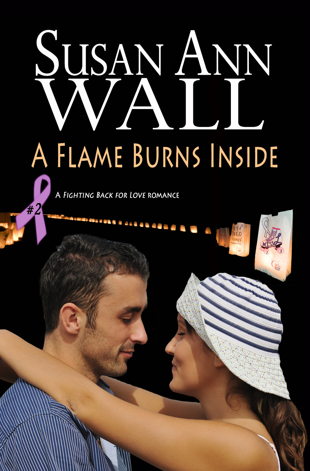 A Flame Burns Inside (Fighting Back for Love #2)